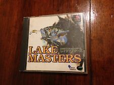 Lake Masters (Sony PlayStation / PS1 / PS3 / PSX) *Japanese*