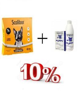 Scalibor 48 cm + Champú Uso Frecuente 400 ml Barakaldo Vet Shop