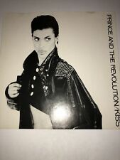 PRINCE Kiss WARNER BROHTERS 45 PICTURE SLEEVE ONLY