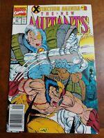 New Mutants #97 (Jan 1991) X-Tinction Agenda! Free Ship at $30+