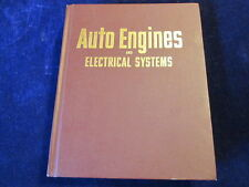 1973 Motor Auto Engines and Electrical Systems Manual Vintage 6th Edition M1