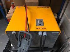 More details for jungheinrich slh 090 48v 150a electric forklift charger full working order