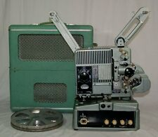 Siemens 2000 Kino Projektor Filmprojektor 16mm Lichtton + Kiste mit Lautsprecher