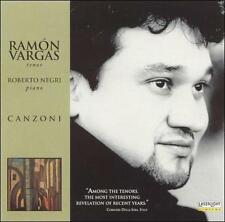 Ramon Vargas - Canzoni (Neapolitan Songs and other Italian Classical songs) by