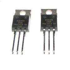 (Lot of 2) BUK455-200A N-channel Transistor 200V 14A Philips TO-220AB