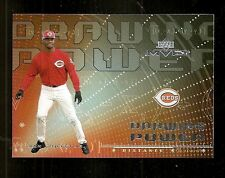 2000 Upper Deck MVP Ken Griffey Jr. Drawing Power  DP2 Cincinnati Reds