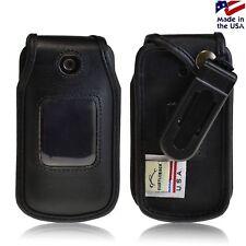 LG Wine II 2 UN430 Turtleback E Leather Case
