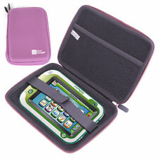 Hard Pink EVA Zip Case / Cover for LeapFrog LeapPad XDi Ultra Tablet