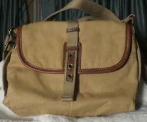 Vintage Fossil Crossbody Purse