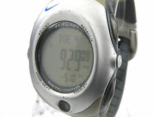 Men's Nike altímetro Acg Ascent WG55-4000 Digital Brújula Reloj - 100m