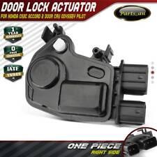 Right Door Lock Actuator for Honda CRV Accord Civic Odyssey Pilot 2001-2011