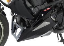 KAWASAKI Z750 04-11/Z750R 11-12/Z1000 07-09/BLACK-SILVER MESH BELLY PAN