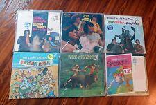 '66-76 11 Dif LPs Lovin' Spoonful John Sebastian What's Up Tiger Lily Big Boy NR