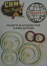 POCHETTE D'ELASTIQUE POUR FLIPPER GOTTLIEB DRAGON