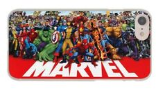 The Avengers Marvel Spiderman Hulk Hard Cover Case For iPhone Huawei Galaxy New