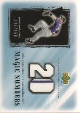 2001 Ultimate Collection Magic Numbers Game Jersey #MN-LG Luis Gonzalez 025/150