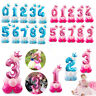 32'' Number Foil Balloons Large Digit Happy Birthday Party Decor Baby Shower DIY