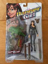 DANGER GIRL, Sydney Savage, Action Figure, New