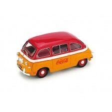 FIAT 600 MULTIPLA COCACOLA OLIMPIADI ROMA 1960  BRUMM R482
