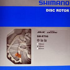 Shimano SLX SM-RT66-M Disc Brake 180mm 6-bolt Rotor, Made In Japan, NIB