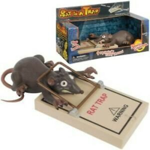 Rat In A Trap - This Sonic Control Prop Says 9 Hysterically Funny Phrases!