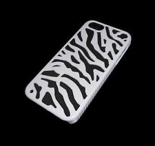 NEW BLACK AND WHITE APPLE IPHONE 5 5S SMARTPHONE CASE SUPER FAST SHIPPING