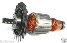 Dewalt DW744 Type 1,3  Saw Motor Armature 153527-00SV & Two 147097-06 Brush Assm