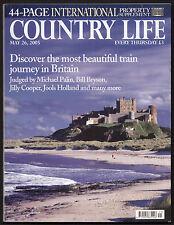 Country Life May 2005 WHITHURST SUSSEX CHARLBURY STATION GARDEN JOSHUA REYNOLDS