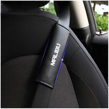 For Chevrolet MALIBU Reflective Car Seat belt shoulder Pads Safe Seat Belt Cover