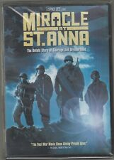 """"""" Miracle At St. Anna """" - lightly Used DVD"""