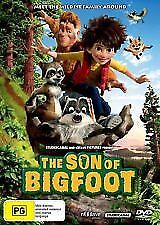 The Son Of Bigfoot (DVD, 2017)