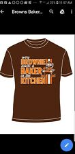 Cleveland Browns EVERY BROWNIE NEEDS A BAKER IN THE KITCHEN T SHIRT all sizes