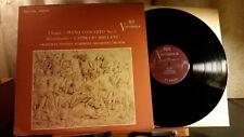 Chopin Piano #1 Mendelssohn Graffman Munch Boston Vics 1030 11S 1S