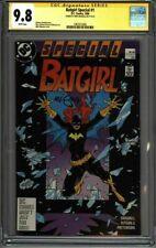 * BATGIRL Special #1 (1988) CGC 9.8 SS Signed Mignola BATMAN (1961012006) *