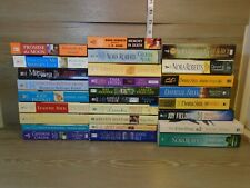 Lot Of 27 Fiction Paperback Books, Mystery, Humor, Suspense & Romance