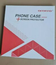 More details for qitayo phone case  iphone 12 pro + screen protector (2 protectors).