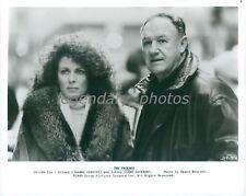 1989 Actor Gene Hackman and Joanna Cassidy Original News Service Photo
