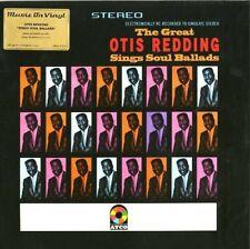 Otis Redding - Sings Soul Ballads [New Vinyl LP] 180 Gram