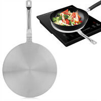Heat Diffuser Converter Gas Electric Induction Cooker Supply Stainless Steel