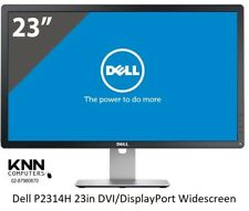 Dell P2314H 23in VGA/DVI/DisplayPort 1080p 1920x1080 8ms Widescreen IPS LED