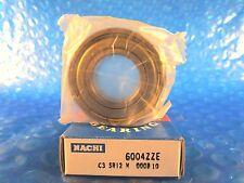 NACHI 6004 ZZ E, C3, Deep Groove Roller Bearing (SKF 6004 2Z )