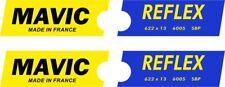 VINTAGE MAVIC REFLEX Rim decals - perfect for renovations