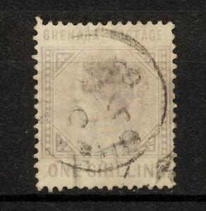 (NNAV 094) GRENADA 1883 USED MICH 21 SC 26