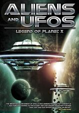 Aliens And Ufos: Legend Of Planet X (2015, DVD New)