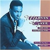 Marvin Gaye - Seek & You Shall Find (More of the Best (1963-1981), motown