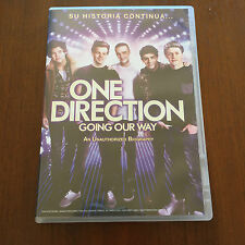 ONE DIRECTION. GOING OUR WAY - 1DVD  - 60 MIN - SPANISH EDITION - SELECTA VISION