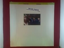 The Del Fuegos Boston, Mass LP Vinyl VG/VG+