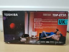 Toshiba Multi-Media Projector TDP-ET20