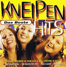 """KNEIPENHITS """"Das Beste"""" Disky 2001 CD NEU & OVP 18 Tracks Compilation"""