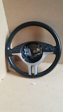BMW STEERING WHEEL  X5 SERIES E53 MULTI FUNCTION OEM SILVER TRIM 6760582